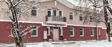 Об отеле Волковский